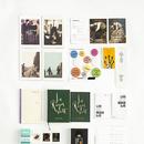 영화에서 영감받은 디자인&독립출판 1인 스튜디오 '딴짓의 세상' 작업들 7