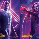 '어벤져스: 인피니티 워' 다시 보고 싶은 희생의 아이콘 1위, 비전 & 스칼렛 위치