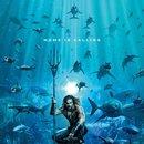 '아쿠아맨' 티저 포스터 공개, 바다의 왕이 예고한 해저 세계