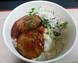 수제함박스테이크 덮밥 - 토마토 도시락